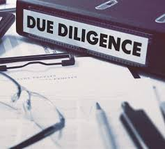 buying a business due diligence