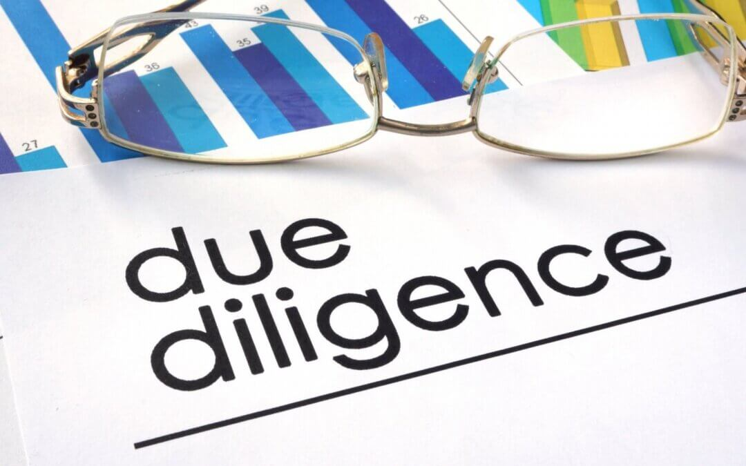 Due Diligence Stage: Questions to Ask