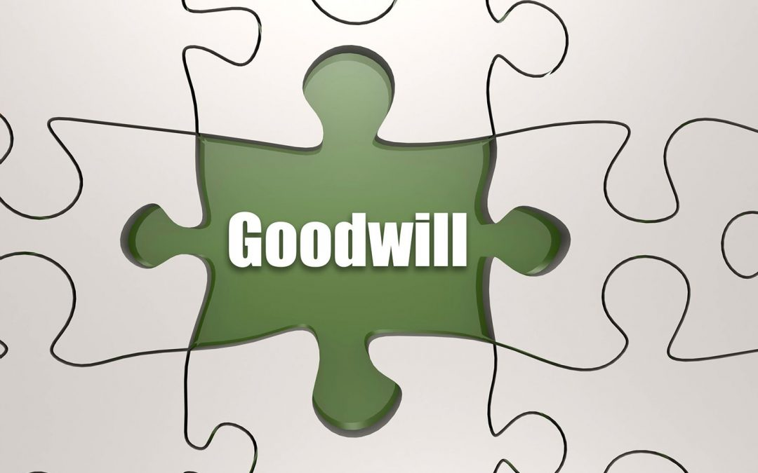 What is Goodwill?